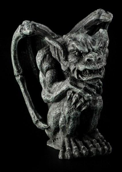 Mini Gargoyle Figures - Set of 3