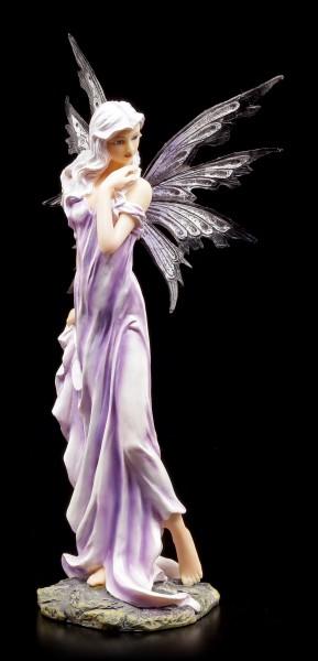 Elfen Figur - Lairen mit Lila Sommerkleid