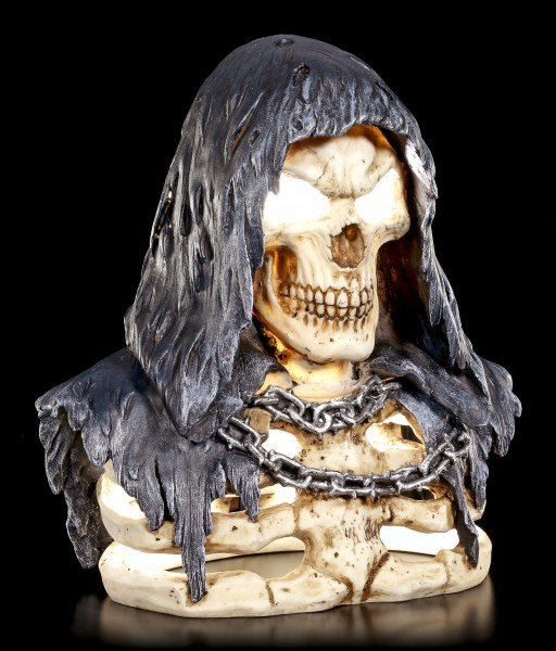 Skelett Tischlampe - The Reaper