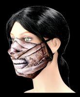 Gesichtsmaske Fantasy - Mumie