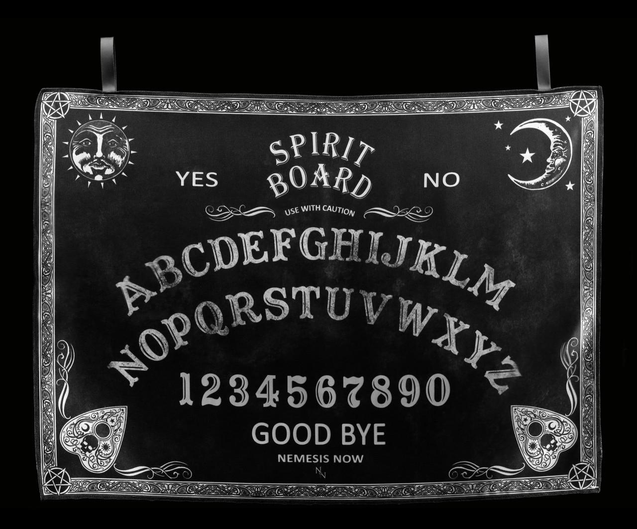 Altar Cloth - Spirit Board