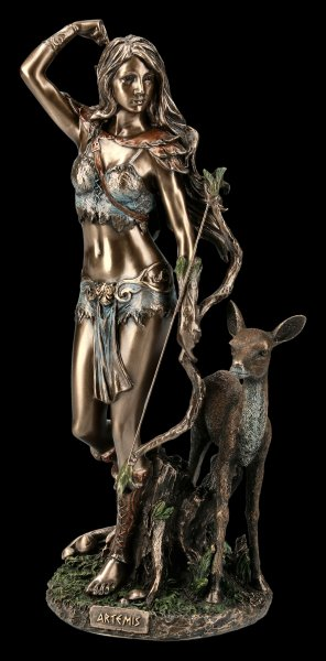 Artemis Figur - Griechische Göttin