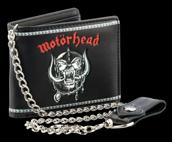 Motörhead Wallet - Warpig
