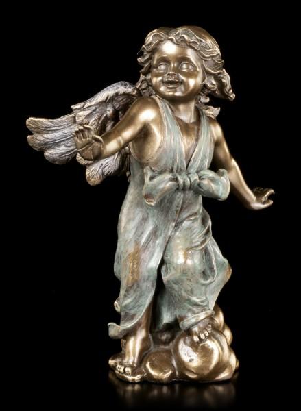Angel Figurine - Dancing on Cloud
