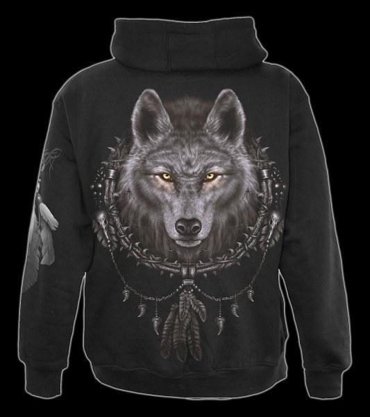 Kapuzenjacke Fantasy - Wolf Dreams