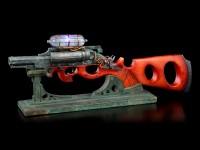 Steampunk Rifle LED - The New Safari MK IV