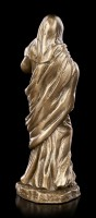 Small Immaculate Heart of Mary Figurine - bronzed