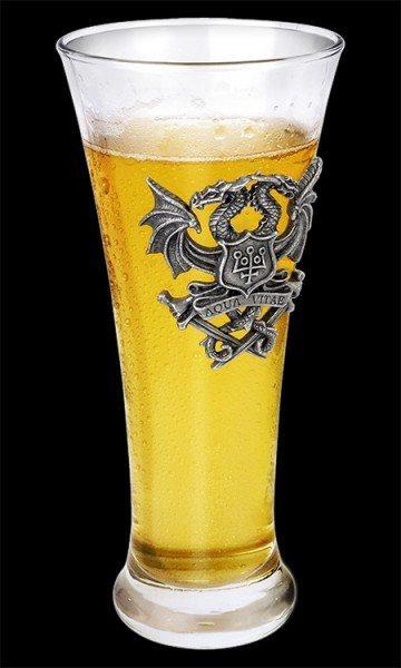 Alchemy Gothic Bier Glas - Aqua Vitae