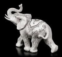 Elephant Figure - Henna Hope