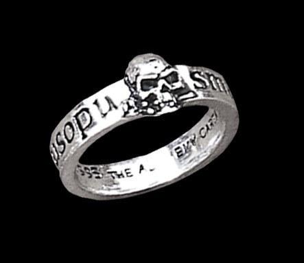 Alchemy Gothic Ring - The Great Wish Ring