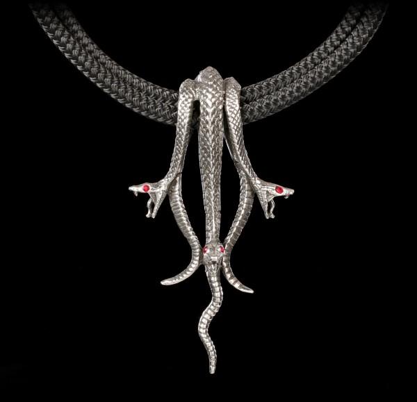 Alchemy Gothic Necklace - Hydra
