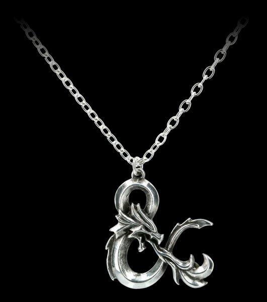 Alchemy Halskette - Dungeons & Dragons Logo