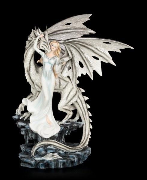 Drachen Figur - Sehering mit Ban