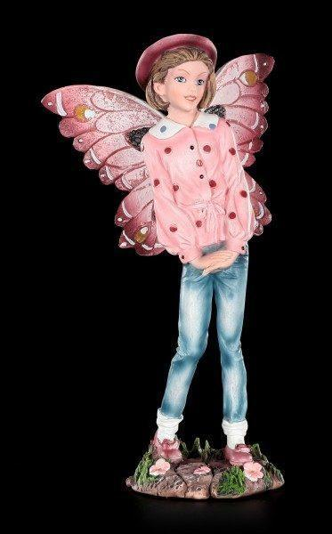 Fairy Figurine - Girl Eire at Back to School