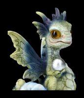 Drachen Figur - Frisch geschlüpfter Wasserdrache