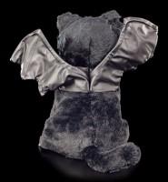 Plüschkatze Fledermaus - Bat Cat - Mit Rucksack