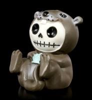 Furry Bones Figur - Otter Otto