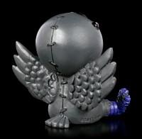 Furry Bones Figurine - Bird Leopold