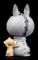 Furry Bones Figurine - Donkey