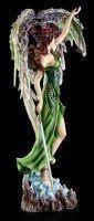 Große Engel Figur - Justitia Göttin der Gerechtigkeit