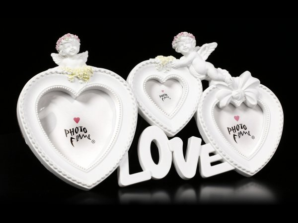 Angel Photo Frame - Cherubs Love