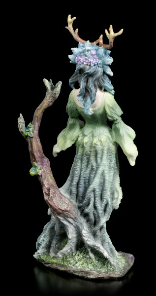 Wiccan Goddess Figurine - Guardian of Trees