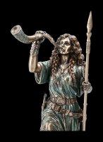 Celtic Boudica Figurine - Queen of the Iceni