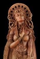 Keltische Götter Figur - Brigid - Die Strahlende