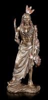 Indianer Krieger Figur