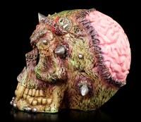 Totenkopf Horror Schädel - Frankenstein