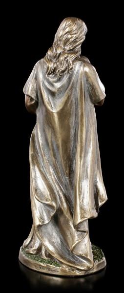 Jesus Figurine with Lamb
