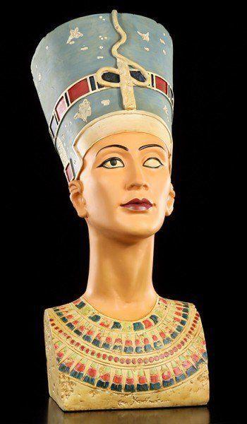 Nefertit Bust - large