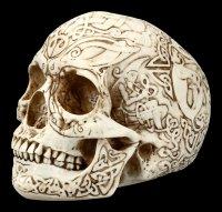 Celtic Skull Bone
