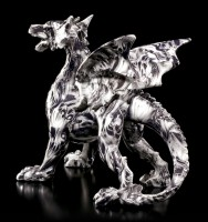 Bunte Drachen Figur - Verlorenen Seelen Soul Dragon