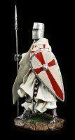 Knight Templar with Spear