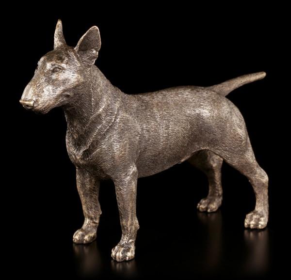 Dog Figurine - Bull Terrier Male Dog