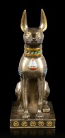 Egyptian Figurine - Anubis bronzed