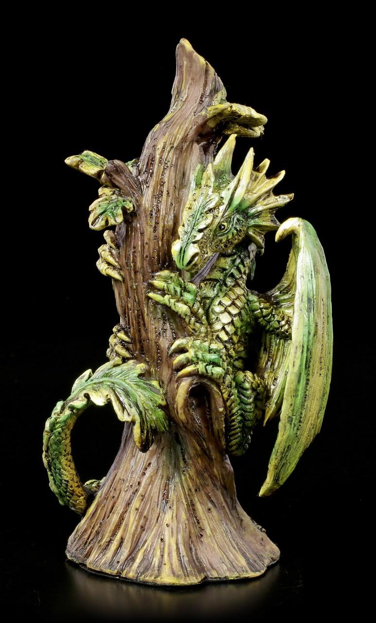 Baby Forest Dragon Figurine
