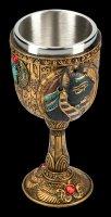 Egyptian Goblet - Bastet