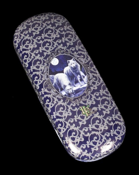 Glasses Case with Wolves - Warriors of Winter