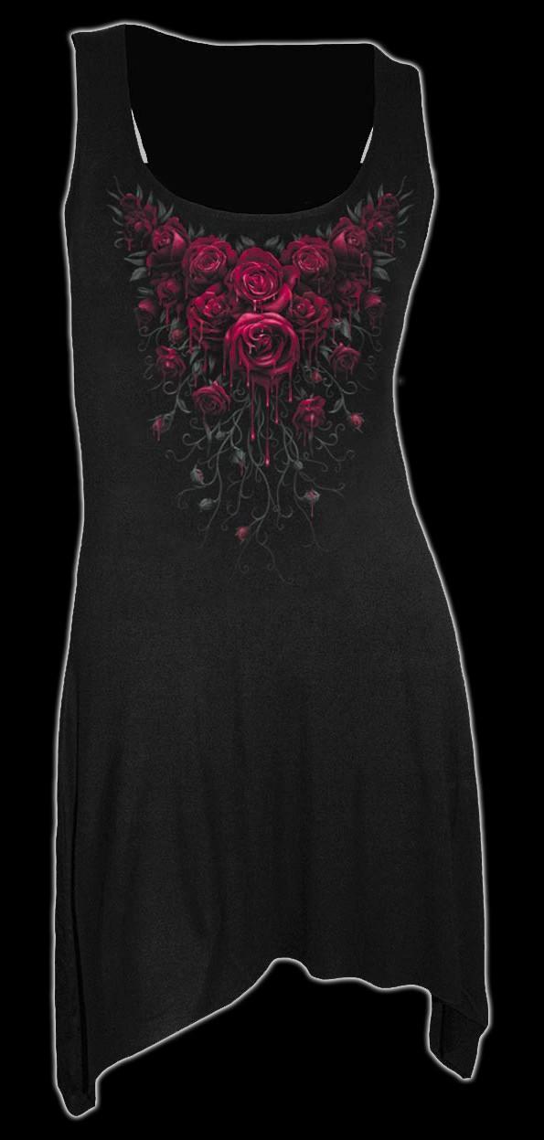 Blood Rose - Gothbottom Vest