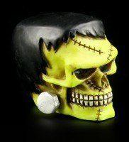 Totenkopf Schaltknauf - Frankensteins Monster
