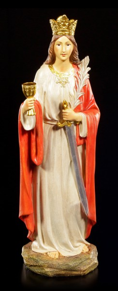 St. Barbara Figurine