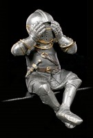 Knight Figurines Shelf Sitter - No Evil