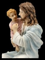 Jesus Figurine - Benediction of Children