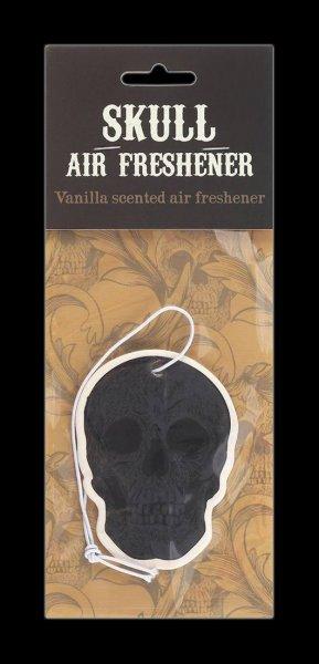 Skull Air Freshener - Vanilla