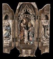Triptych Sculpture - Annunciation