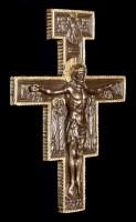 Wall Plaque Icon Jesus - San Damiano Cross
