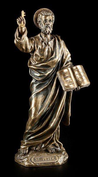 Heiliger Petrus Figur - Apostel