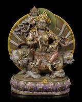 Vaisravaṇa Figurine - Buddhist Substance